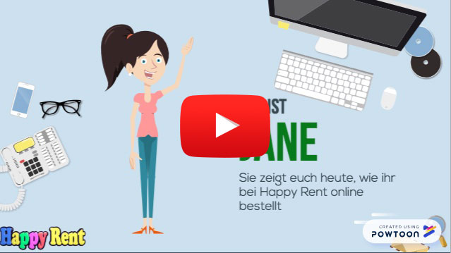 Video Happy Rent
